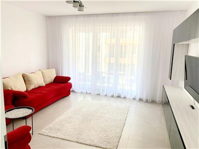Apartament 2 camere, mobilat si utilat LUX, bloc nou,prima inchiriere, zona  Coresi