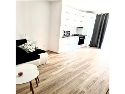 Apartament cu 2 camere, mobilat si utilat modern, prima inchiriere, zona Coresi, Brasov