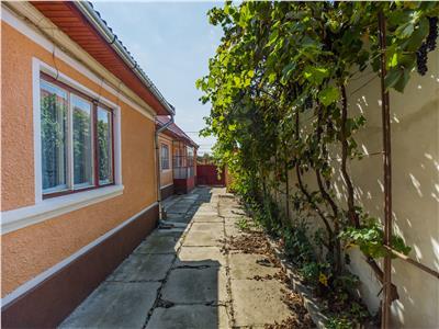 OFERTA TRANZACTIONATA!!!Casa saseasca, traditionala, pe 800mp teren, Sanpetru, Brasov