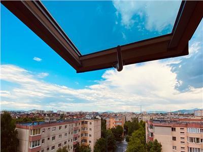 Apartament modern cu trei camere, Tractorul, Brasov