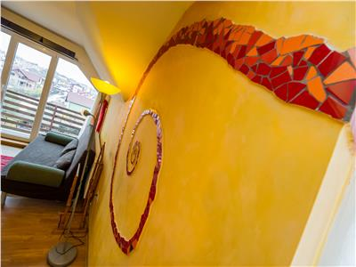 Studio in artistic portativ,  pe 50 mp, constructie noua, zona rezidentiala