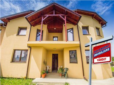 OFERTA TRANZACTIONATA!! !Vila constructie noua, conditii speciale, Brasov, Stupini