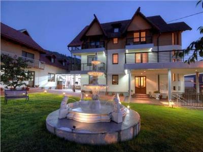 Vila remarcabila,  pretabila pt sediu firma/birouri - Bunloc, Brasov