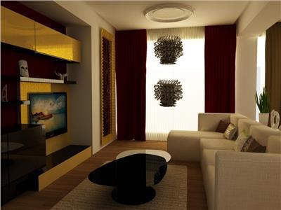 OFERTA  TRANZACTIONATA  !!!   Apartament 2 camere, sectiunea LUX, doua terase, Brasov  zona Tractorul