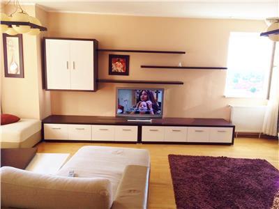 Penthouse SEMILUX, 140mp, parcare subterana, Central, Brasov