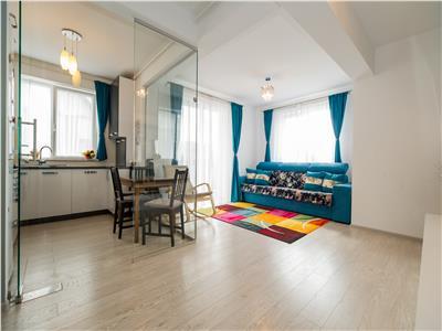OFERTA TRANZACTIONATA!!! Proprietate glamour, cu doua balcoane, zona  rezidentiala Coresi, Brasov