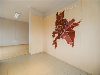 OFERTA REZERVATA!! Spatiu de birouri, elegant incadrat, zona Coresi, Brasov
