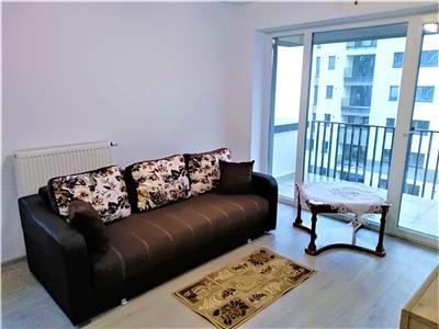 Apartament 2 camere, bloc nou, mobilier si electrocasnice noi, la 5 min de Coresi