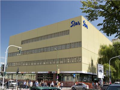 Inchiriere spatiu depozitare 300m2 in magazinul Star cu acces subteran