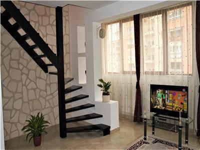 Penthouse semilux cu trei camere Centrul Civic, Brasov.