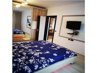 OFERTA REZERVATA! Apartament elegant, insorit si luminos, trei camere zona Coresi