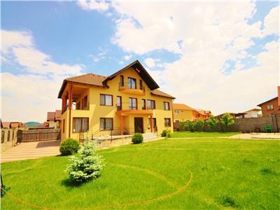 Vila segmentul SPECIAL, cu 800 mp teren, Brasov, Sanpetru