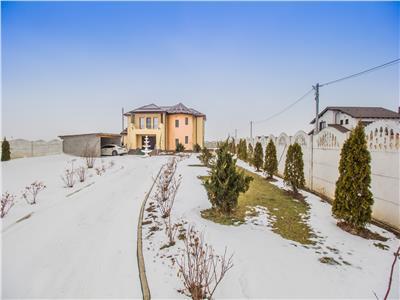 OFERTA TRANZACTIONATA!Vila clasa SPECIAL,constructie noua,integral finisata,1.500 mp teren, Brasov