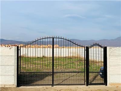 Peste 1.400 mp teren, recomandat constructie casa, cu priveliste superba,Cristian
