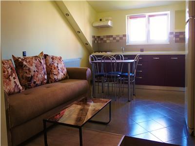 Apartament compozitie calda, in cartierul Verde al Brasovului