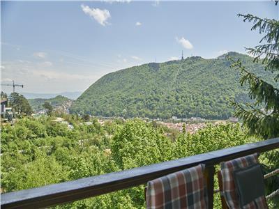 OFERTA REZERVATA!!!!!Superba vila, in cinematografie panoramica, Drumul Poienii, Brasov