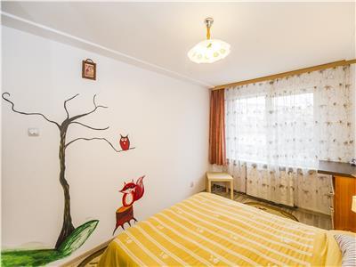 Apartament 2 camere, etaj1, amenajat, Brasov