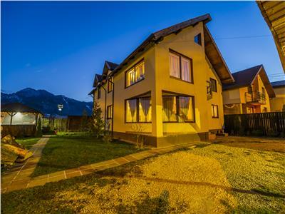 Rezidenta categoria SPECIAL, cartier A+, 700 mp teren, Brasov
