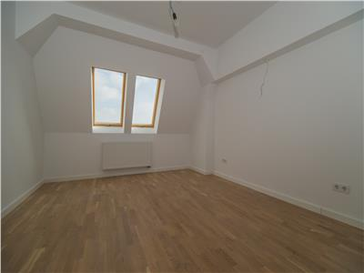 Apartamentul retras cu terasa generoasa si parcare subterana, Tractorul, Brasov