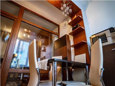 Garsoniera deosebita, confort 1, utilata, mobilata, cartier Noua, Brasov