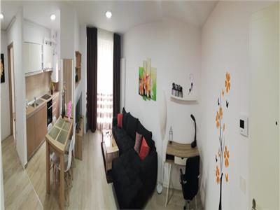 Clasa LUX, studio in Urban, la prima inchiriere.