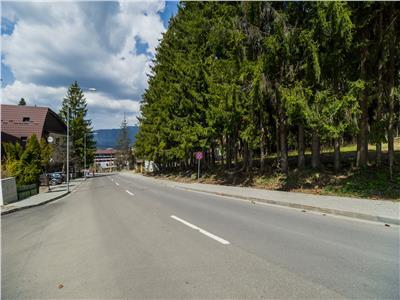 Proprietate segmentul Rezidential/Hotelier/ Comercial, Predeal, Central