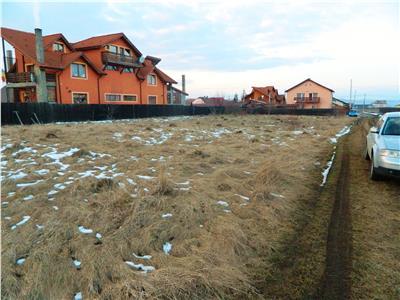 Teren intavilan 563 mp, Cartier Domnitorilor - Harman, Brasov