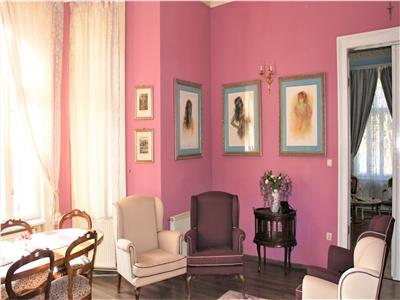 OFERTA REZERVATA!!! Apartament in vila interbelica, segmentul SPECIAL, Ultracentral Brasov
