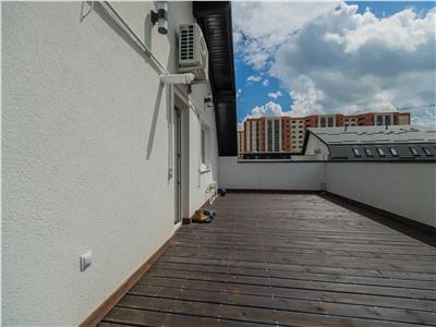 OFERTA TRANZACTIONATA!!!Penthouse clasa LUX, privilegiat de privelistea panoramica, Brasov