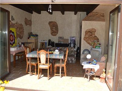 Vila in armonia cetatii medievale