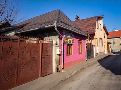 EXPLOREAZA VIRTUAL! Proprietate, cu garaj si curte, Centrala zonare, Brasov