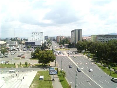 Garsoniera parinteasca, Semicentrala zonare, Brasov